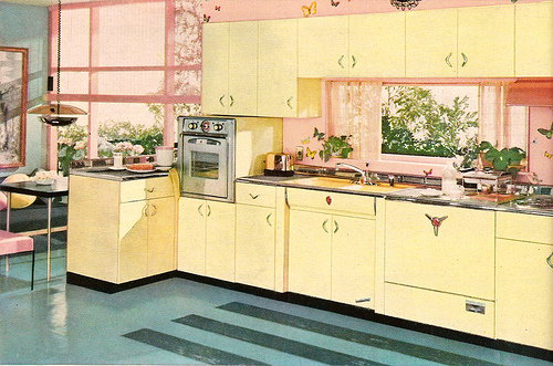50 39 s kitchens best home decoration world class for 50s kitchen ideas