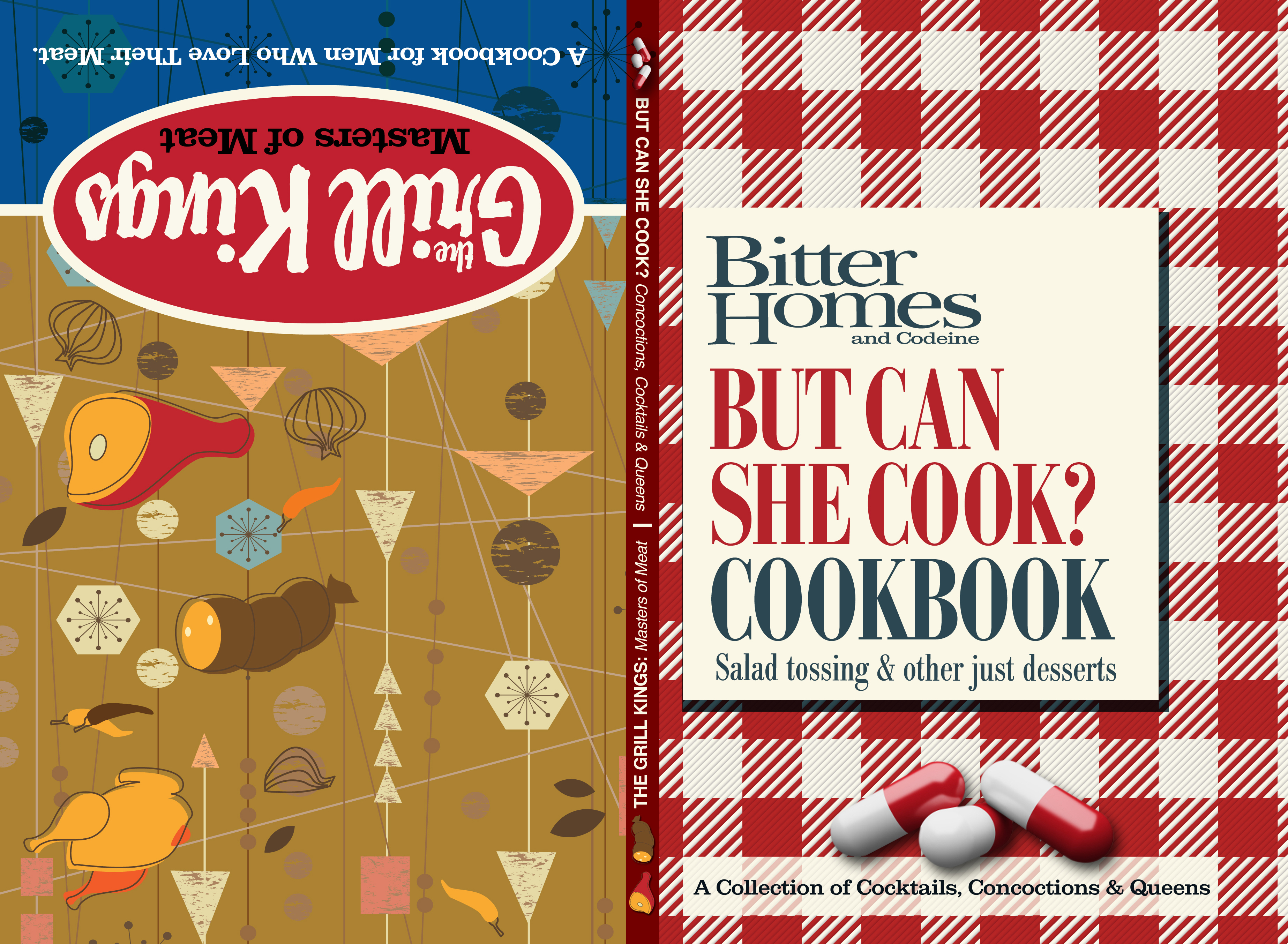 Food Book Covers ~ Food