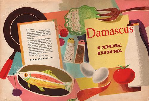 Vintage Cookbook Covers : Vintage cookbook covers