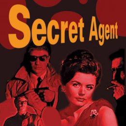 Secret Agent on SomaFM, commercial-free, independent, alternative/undeground internet radio